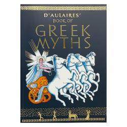 D'Aulaires' Book of Greek Myths | Oak Meadow Bookstore