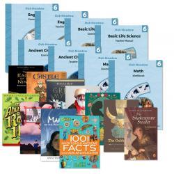 Grade 6 Curriculum Package & Books | Oak Meadow Bookstore