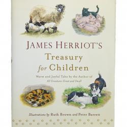 James Herriot's Treasury for Children | Oak Meadow Bookstore