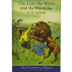 The Lion, The Witch, And The Wardrobe by C.S. Lewis | Oak Meadow Bookstore