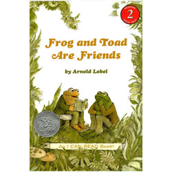 Frog and Toad Are Friends by Arnold Lobel - An I Can Read Book   Oak Meadow Bookstore