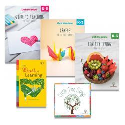 K-3 Essentials Package | Oak Meadow Bookstore