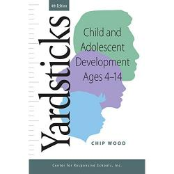 Front Cover of Yardsticks, 4th Edition: Children in the Classroom, Ages 4-14 by Chip Wood