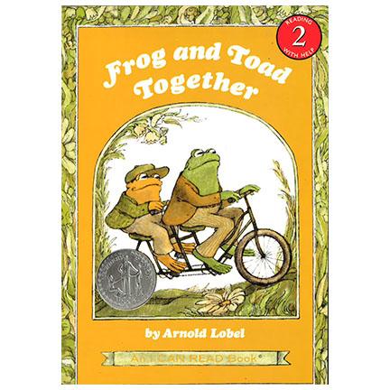 Frog & Toad Together by Arnold Lobel