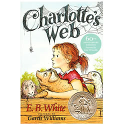 Charlotte's Web by E.B. White | Oak Meadow Bookstore