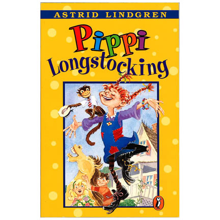 Pippi Longstocking by Astrid Lindgren | Oak Meadow Bookstore