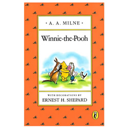 Winnie the Pooh by A.A. Milne | Oak Meadow Bookstore