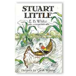 Stuart Little by E.B. White | Oak Meadow Bookstore