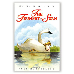 The Trumpet of the Swan by E.B. White | Oak Meadow Bookstore
