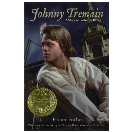 johnny tremain to be considered a Summary of johnny tremain • esther forbes gives readers a  they become  good friends, and rab introduces johnny to the sons of liberty.
