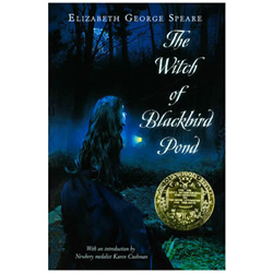 The Witch of Blackbird Pond by Elizabeth George Speake | Oak Meadow Bookstore